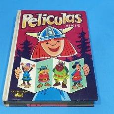 Livros em segunda mão: LIBRO - PELÍCULAS VIKIE - TOMO 46 - COLECCIÓN JOVIAL AÑO 1980. Lote 213529167