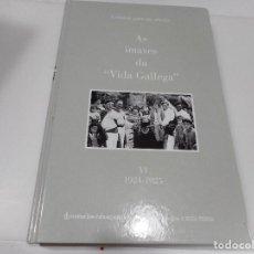 """Libros de segunda mano: VV.AA AS IMAXES DA """" VIDA GALLEGA"""" VI 1924-1925 Q2043A. Lote 213536095"""