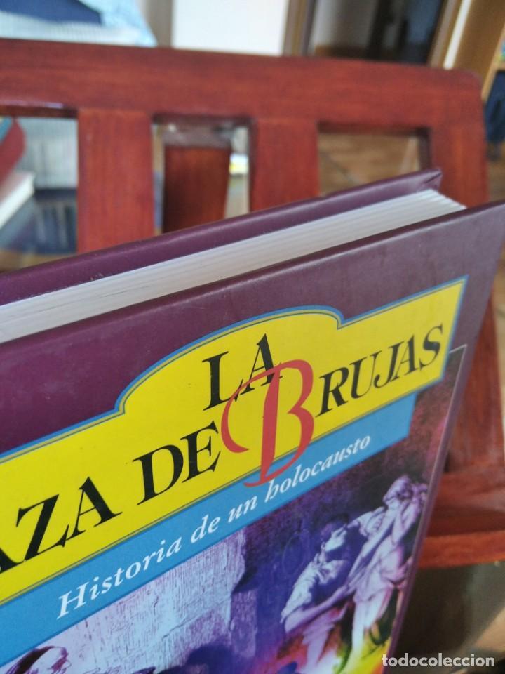 Libros de segunda mano: LA CAZA DE LAS BRUJAS-HISTORIA DE UN HOLOCAUSTO-ANNE LEWELLYN BARSTOW-TIKAL - Foto 5 - 213565747