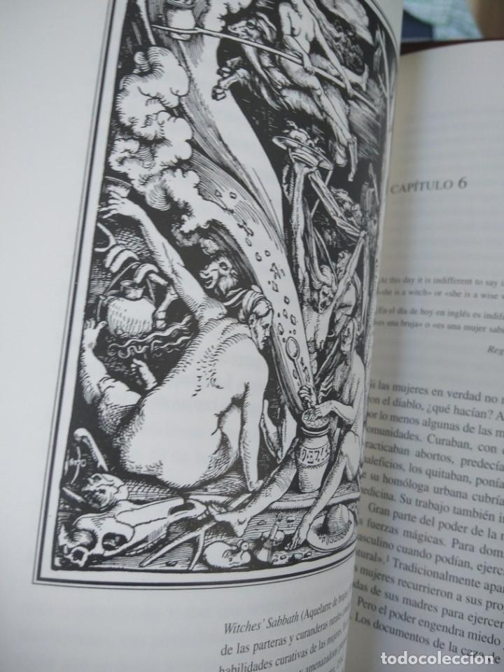 Libros de segunda mano: LA CAZA DE LAS BRUJAS-HISTORIA DE UN HOLOCAUSTO-ANNE LEWELLYN BARSTOW-TIKAL - Foto 9 - 213565747