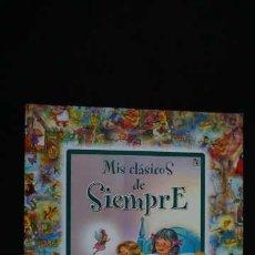 Libros de segunda mano: MIS CLÁSICOS DE SIEMPRE VOLUMEN 2, EDICIONES SALDAÑA, ISBN 8497960726, 9788497960724. Lote 213628445