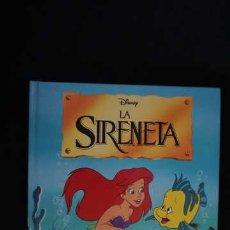 Libros de segunda mano: DISNEY LA SIRENETA, CADÍ, ISBN 8447408582, 9788447408580. Lote 213630585