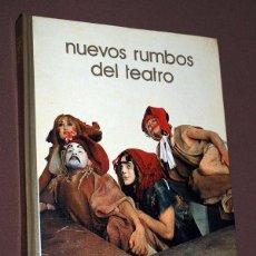 Libros de segunda mano: NUEVOS RUMBOS DEL TEATRO. ALBERTO MIRALLES. BIBLIOTECA SALVAT DE GRANDES TEMAS 12, 1974. VER SUMARIO. Lote 213642860
