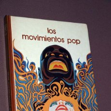 Libros de segunda mano: LOS MOVIMIENTOS POP. Mª JOSÉ RAGUÉ ARIAS. BIBLIOTECA SALVAT DE GRANDES TEMAS, 41. VER SUMARIO FOTOS. Lote 213643917