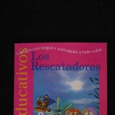 Libros de segunda mano: LOS RESCATADORES, GAVIOTA, ISBN 8439201125, 97884392011120. Lote 213654988