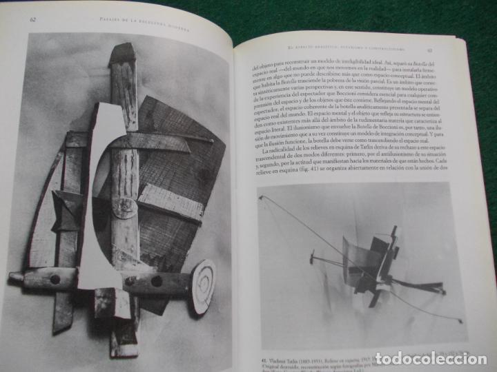 Libros de segunda mano: PASAJE DE LA ESCULTURA MODERNA - Foto 2 - 213679643