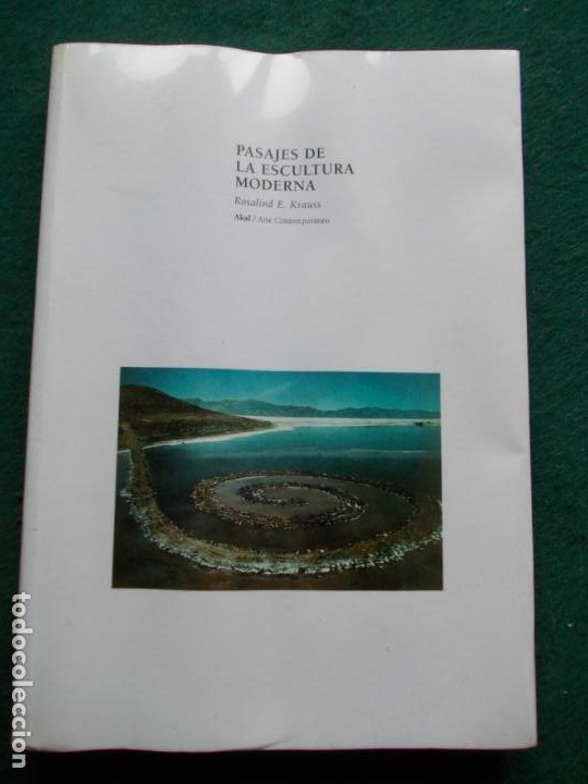 PASAJE DE LA ESCULTURA MODERNA (Libros de Segunda Mano - Bellas artes, ocio y coleccionismo - Otros)