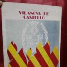 Libros de segunda mano: VILANOVA DE CASTELLÓ, FALLES 79. BA-95. Lote 213722750