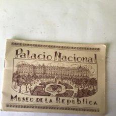 Libros de segunda mano: ANTIGUO ALBUM 20 VISTAS PALACIO NACIONAL MUSEO REPUBLICA MADRID , EPOCA REPUBLICANA. Lote 213727188