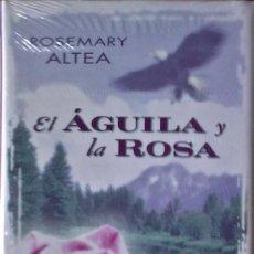 Livros em segunda mão: ROSEMARY ALTEA -EL ÁGUILA Y LA ROSA. Lote 213727891