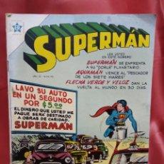 Libros de segunda mano: SUPERMÁN Nº 40, AÑO III. N-2340. Lote 213797483
