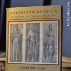Libros de segunda mano: LOS ESTILOS ARTÍSTICOS- A. IGUAL ÚBEDA- ED. AMERICA (1940). Lote 213829203