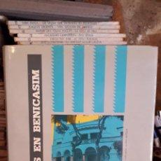 Libros de segunda mano: ENCUENTROS EN BENICASIM. Lote 213860767