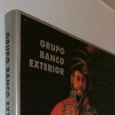 Libros de segunda mano: GRUPO BANCO EXTERIOR OBRAS DE ARTE. Lote 213866856