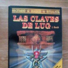 Libros de segunda mano: LAS CLAVES INTERNAS DE LUG. J.BOSCH. Lote 212177638