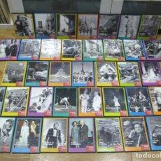 Libros de segunda mano: COLECCIÓN COMPLETA EL FRANQUISMO AÑO A AÑO 37 TOMOS Y 37 DVDS. Lote 214036463