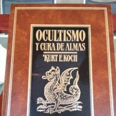 Livros em segunda mão: OCULTISMO Y CURA DE ALMAS-KURT E. KOCH-EDITORIAL CLIE-1989-RARO. Lote 243411675