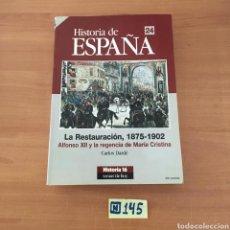 Libros de segunda mano: HISTORIA DE ESPAÑA. Lote 214181221