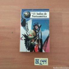 Libros de segunda mano: INDIOS DE NORTEAMÉRICA. Lote 214182967