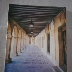 Libros de segunda mano: VILLANUEVA DE LOS INFANTES HISTÓRICA Y MONUMENTAL-JOSE E. VALLE MUÑOZ. Lote 214240836