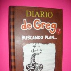 Libros de segunda mano: DIARIO DE GREG : Nº 7 - BUSCANDO PLAN.... - ED RBA. Lote 214276385