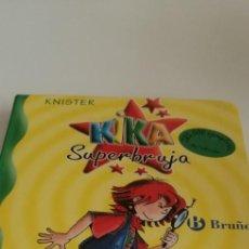 Libros de segunda mano: G-27 LIBRO KIKA SUPERBRUJA BRUÑO DETECTIVE. Lote 214276538