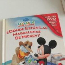 Libros de segunda mano: G-27 LIBRO ¿DONDE ESTAN LAS MAGDALENAS DE MICKEY?. Lote 214283250