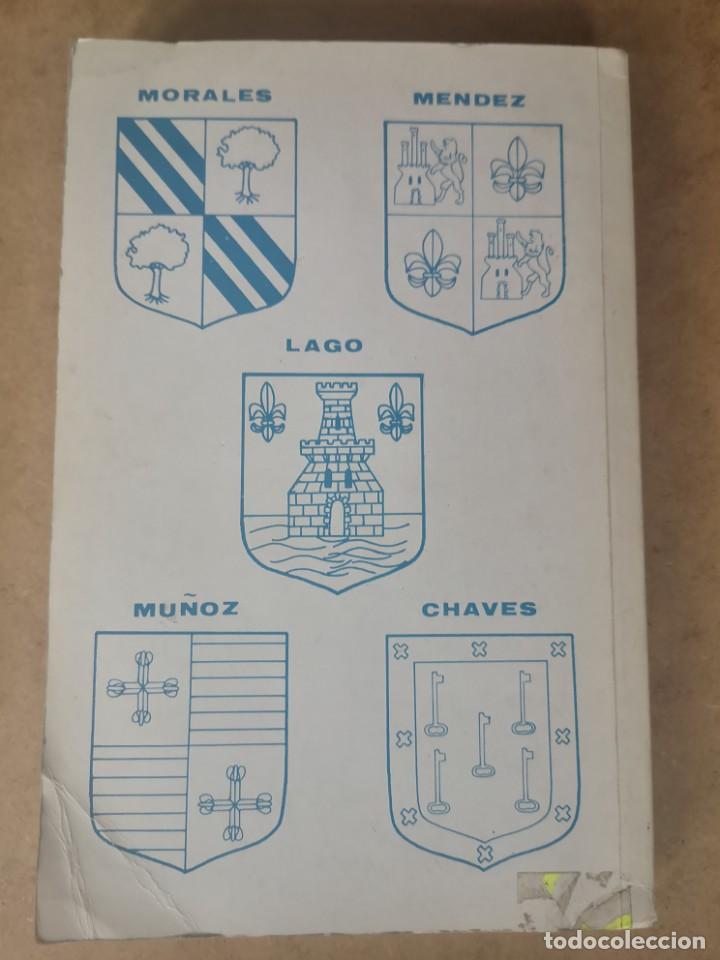 Libros de segunda mano: Heráldica. Origen apellidos y escudos. BUENO TELLO, Antonio. - Foto 2 - 252508025