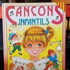 Libros de segunda mano: CANÇONS INFANTILS. Lote 214289498