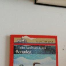 Livres d'occasion: G-27 LIBRO BONADEA BARCO DE VAPOR. Lote 214292843