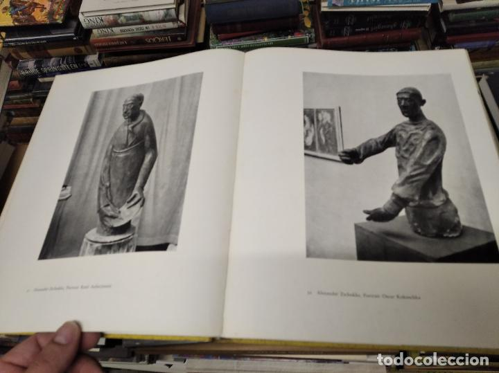Libros de segunda mano: LA SCULPTURE MODERNE EN SUISSE .MARCEL JORAY. 1955. EJEMPLAR NUMERADO . GIACOMETTI , MÜLLER , - Foto 7 - 214335898