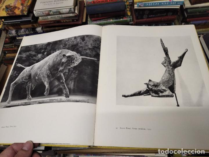 Libros de segunda mano: LA SCULPTURE MODERNE EN SUISSE .MARCEL JORAY. 1955. EJEMPLAR NUMERADO . GIACOMETTI , MÜLLER , - Foto 9 - 214335898