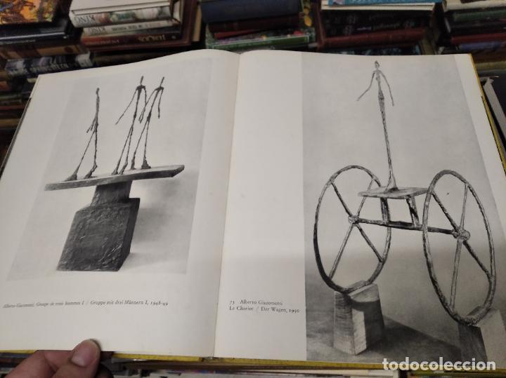 Libros de segunda mano: LA SCULPTURE MODERNE EN SUISSE .MARCEL JORAY. 1955. EJEMPLAR NUMERADO . GIACOMETTI , MÜLLER , - Foto 11 - 214335898
