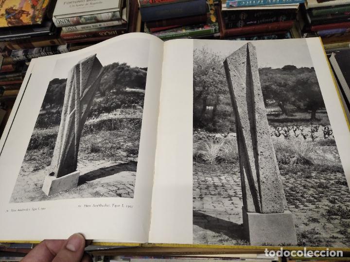 Libros de segunda mano: LA SCULPTURE MODERNE EN SUISSE .MARCEL JORAY. 1955. EJEMPLAR NUMERADO . GIACOMETTI , MÜLLER , - Foto 12 - 214335898