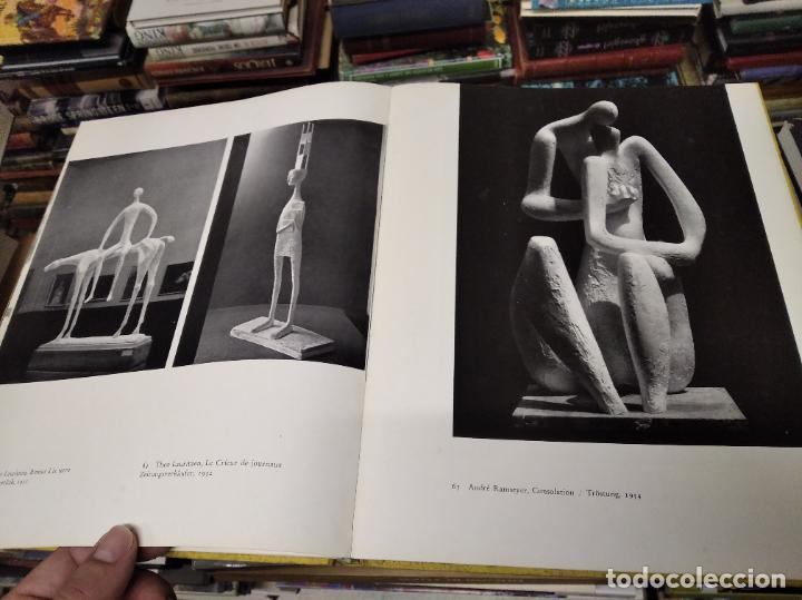 LA SCULPTURE MODERNE EN SUISSE .MARCEL JORAY. 1955. EJEMPLAR NUMERADO . GIACOMETTI , MÜLLER , (Libros de Segunda Mano - Bellas artes, ocio y coleccionismo - Otros)
