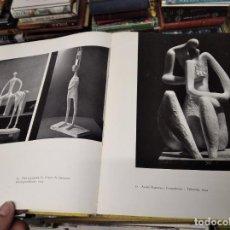 Libros de segunda mano: LA SCULPTURE MODERNE EN SUISSE .MARCEL JORAY. 1955. EJEMPLAR NUMERADO . GIACOMETTI , MÜLLER ,. Lote 214335898