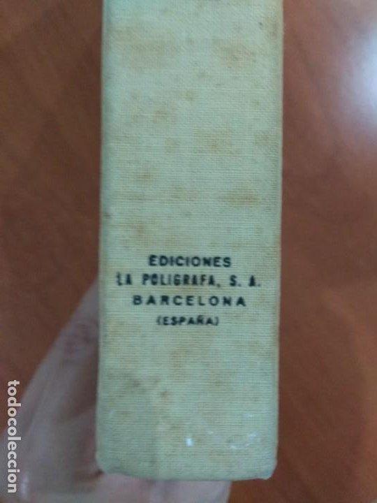 Libros de segunda mano: NUEVA VISIÓN DE GAUDÍ. E. CASANELLES. EDICIONES LA POLIGRAFA, S.A. Barcelona. 1965. - Foto 3 - 214351947