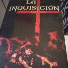 Libros de segunda mano: LA INQUISICIÓN LUIGI SANZONI. Lote 214368542