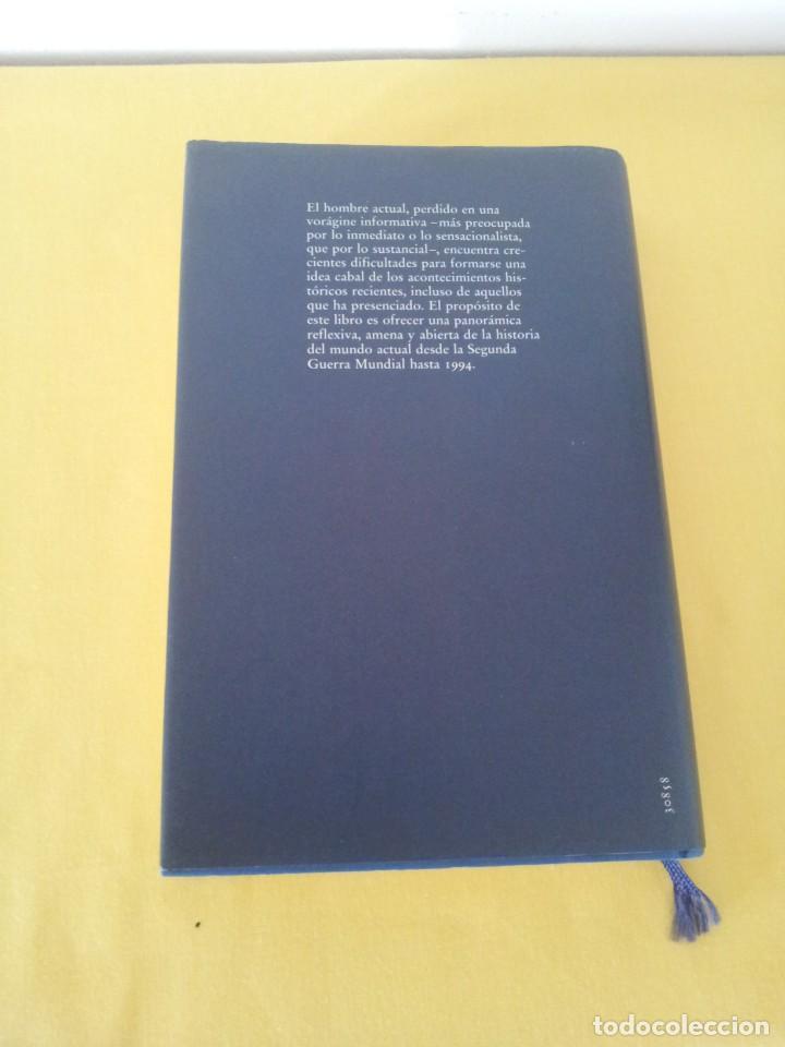 Libros de segunda mano: FERNANDO GARCIA CORTAZAR Y JOSE MARIA LORENZO ESPINOSA - HISTORIA DEL MUNDO ACTUAL 1945-1994 - Foto 2 - 214400295