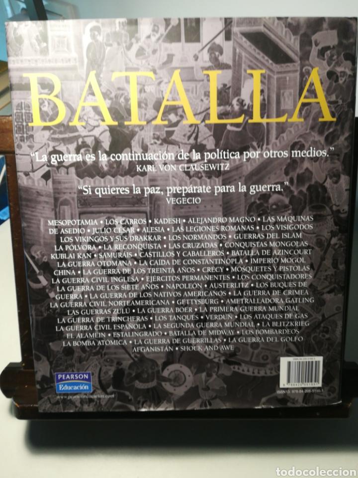 Libros de segunda mano: Batalla, el recorrido visual más completo a través de 5000 años de combates/R.G. Grant/Pearson, 2007 - Foto 2 - 214401553