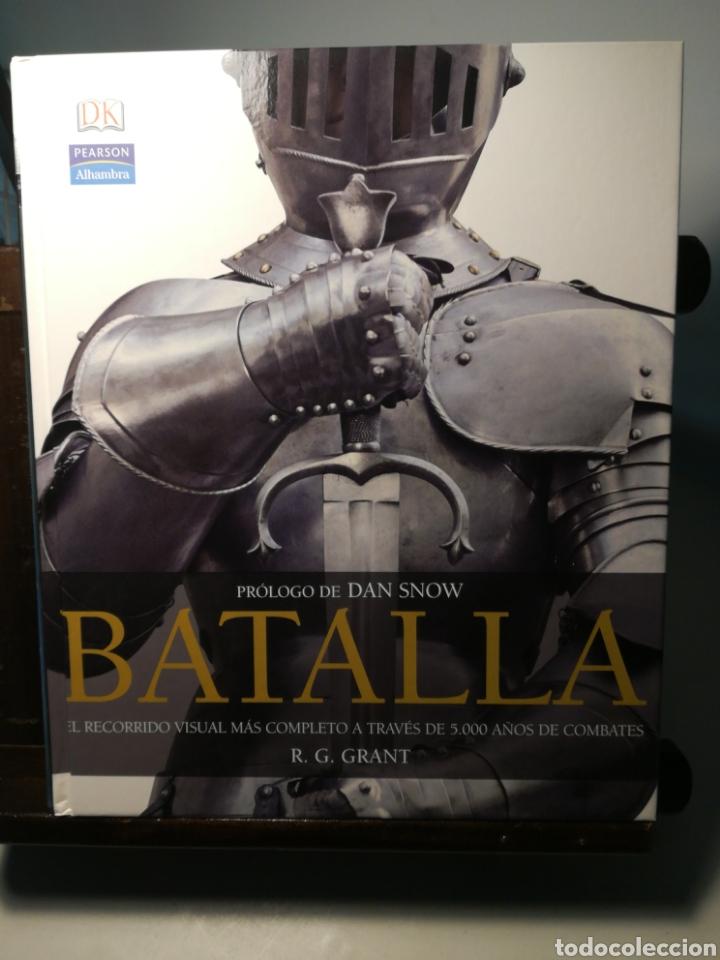 Libros de segunda mano: Batalla, el recorrido visual más completo a través de 5000 años de combates/R.G. Grant/Pearson, 2007 - Foto 3 - 214401553