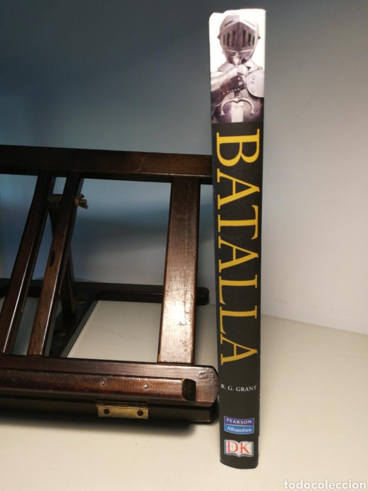 Libros de segunda mano: Batalla, el recorrido visual más completo a través de 5000 años de combates/R.G. Grant/Pearson, 2007 - Foto 5 - 214401553