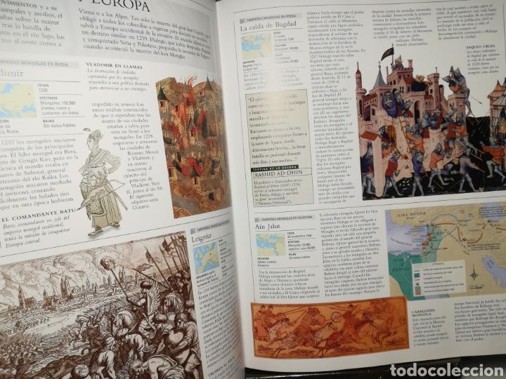 Libros de segunda mano: Batalla, el recorrido visual más completo a través de 5000 años de combates/R.G. Grant/Pearson, 2007 - Foto 7 - 214401553