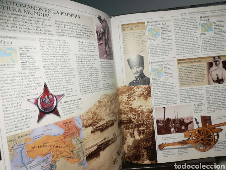 Libros de segunda mano: Batalla, el recorrido visual más completo a través de 5000 años de combates/R.G. Grant/Pearson, 2007 - Foto 10 - 214401553