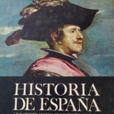 Libros de segunda mano: HISTORIA DE ESPAÑA. INSTITUTO GALLACH. TOMO IV. GRAN HISTORIA GENERAL DE LOS PUEBLOS HISPANOS. GRAN. Lote 214402165