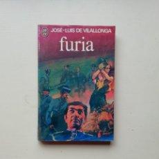 Libros de segunda mano: FURIA. Lote 214517011