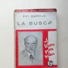 Libros de segunda mano: LA BUSCA. Lote 214519427