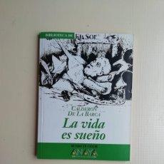 Libros de segunda mano: LA VIDA ES SUEÑO. Lote 214520627