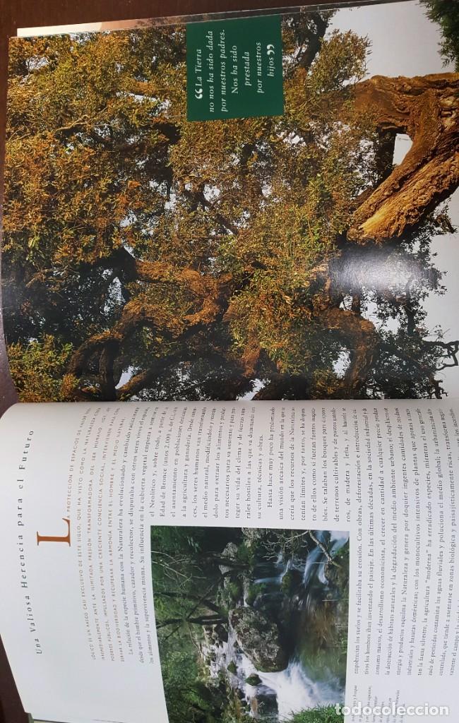 Libros de segunda mano: Parques Naturales de Andalucía. Progreso Natural. Junta de Andalucía - Foto 5 - 214526802