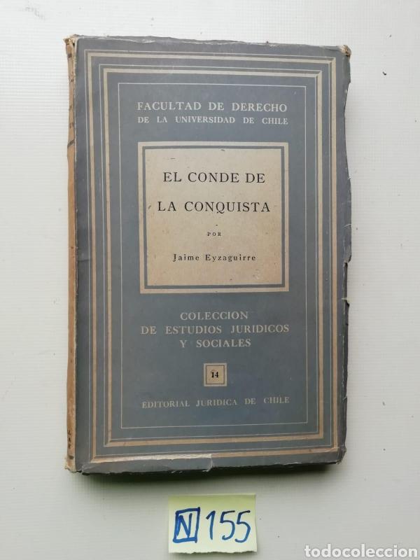 EL CONDE DE LA CONQUISTA (Libros de Segunda Mano - Ciencias, Manuales y Oficios - Otros)